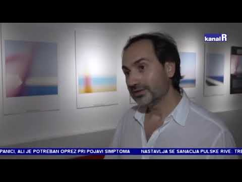 URBAN 2018 Portfolio Exhibition @ Poreč Museum, Croatia - Kanal R TV