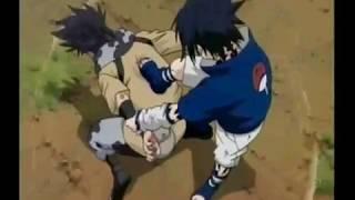 vuclip Sasuke vs Orocimaru