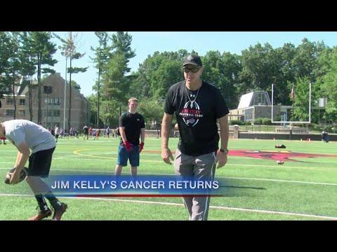 Jim Kelly's Cancer Returns
