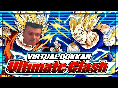 CHUUNI VS VIRTUAL DOKKAN ULTIMATE CLASH! (Battlefield) + Peinliche Fails ★ Dokkan Battle thumbnail