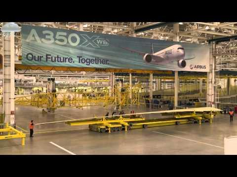 Airbus A350 XWB Documentary Part 1/4