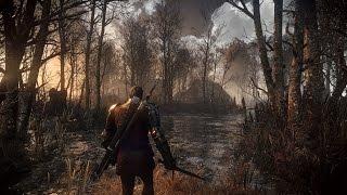 the witcher 3 wild hunt pre downgrade trailer e3 2013