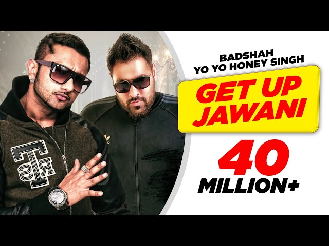 Get Up Jawani- Yo Yo Honey Singh Feat Kashmira Shah Full Song HD Travel Video