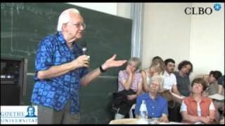Johan Galtung an der Goethe Universität Frankfurt (längere Version)