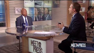 Full Cummings Interview: 'We have to hit the ground flying' | Meet The Press | NBC News