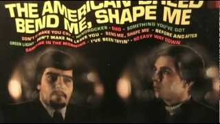 American Breed - Bend Me Shape Me (original LP version) - [STEREO]