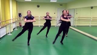 """Урок 5 - флешмоб """"Русь танцевальная 2019"""" - обучающее видео (ВИДЕО ЗЕРКАЛЬНО!!)"""