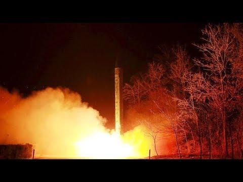 Corea del Norte dispara un misil balístico que voló sobre Japón