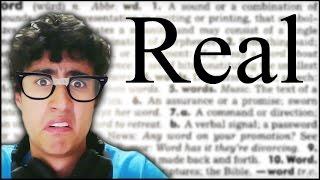 """DEFINIÇÃO DE REAL! -.-"""" - Vision Test"""