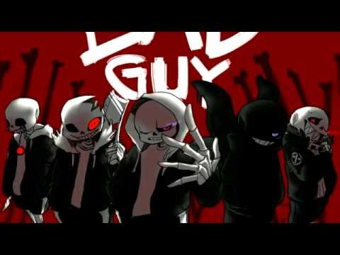 """Sans Bad Guys"" [Chainsaw] •