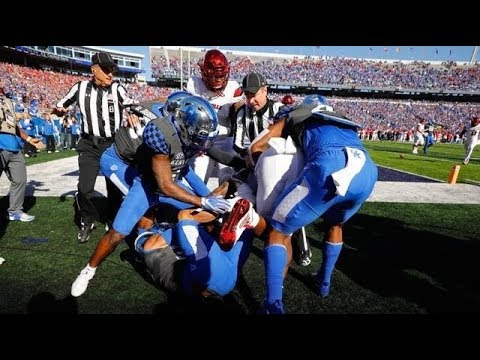 Louisville vs Kentucky 2017 Week 13 Highlights