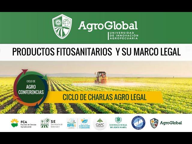 3° Charla AgroLegal -