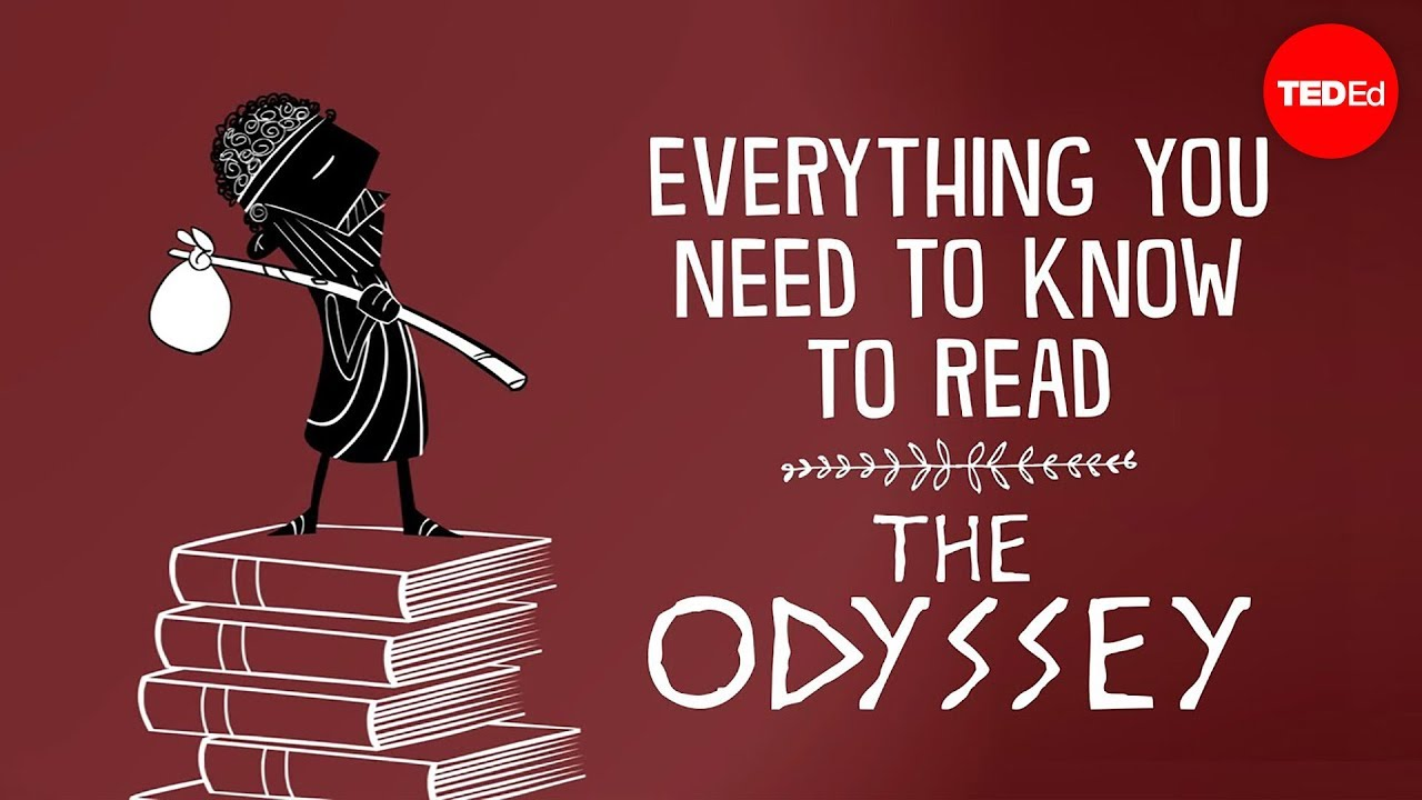everything you need to know to read homer s odyssey