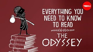 "Everything you need to know to read Homer's ""Odyssey"" - Jill Dash"