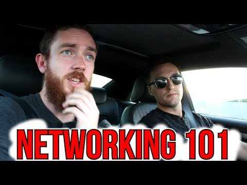 Networking 101, The Value of Networking and Vegas Entrepreneur Experience 2018