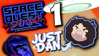 Space Quest III: Let's Have a Chill Space Time - PART 1 - Game Grump