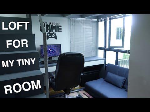 Tiny Room Loft!