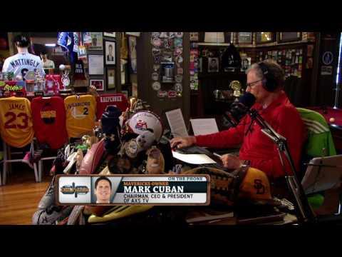 Mavs Owner Mark Cuban Admits to Tanking, Talks Draft Lottery, Shark Tank, and More (5/17/17)