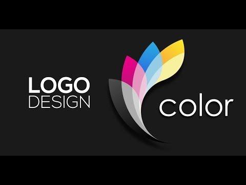 Professional Logo Design  Adobe Illustrator cs6 COLOR  YouTube