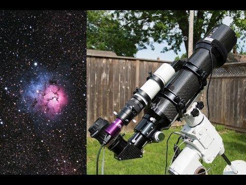 Astrophotography Equipment: Beginner Setup [Deep Sky]