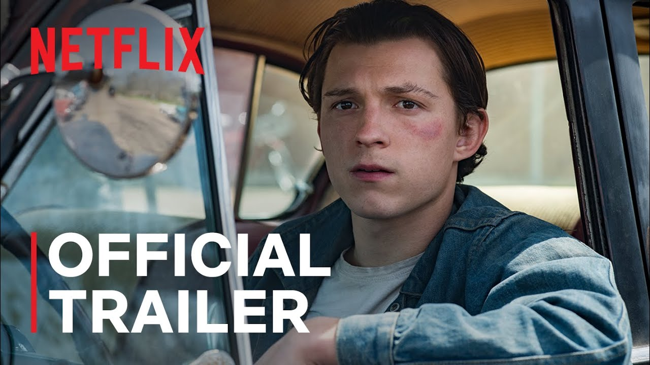 The Devil All The Time starring Tom Holland & Robert Pattinson | Official Trailer | Netflix