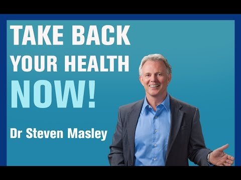 68: Handling Your Health Before You Get Sick | Dr Steven Masley