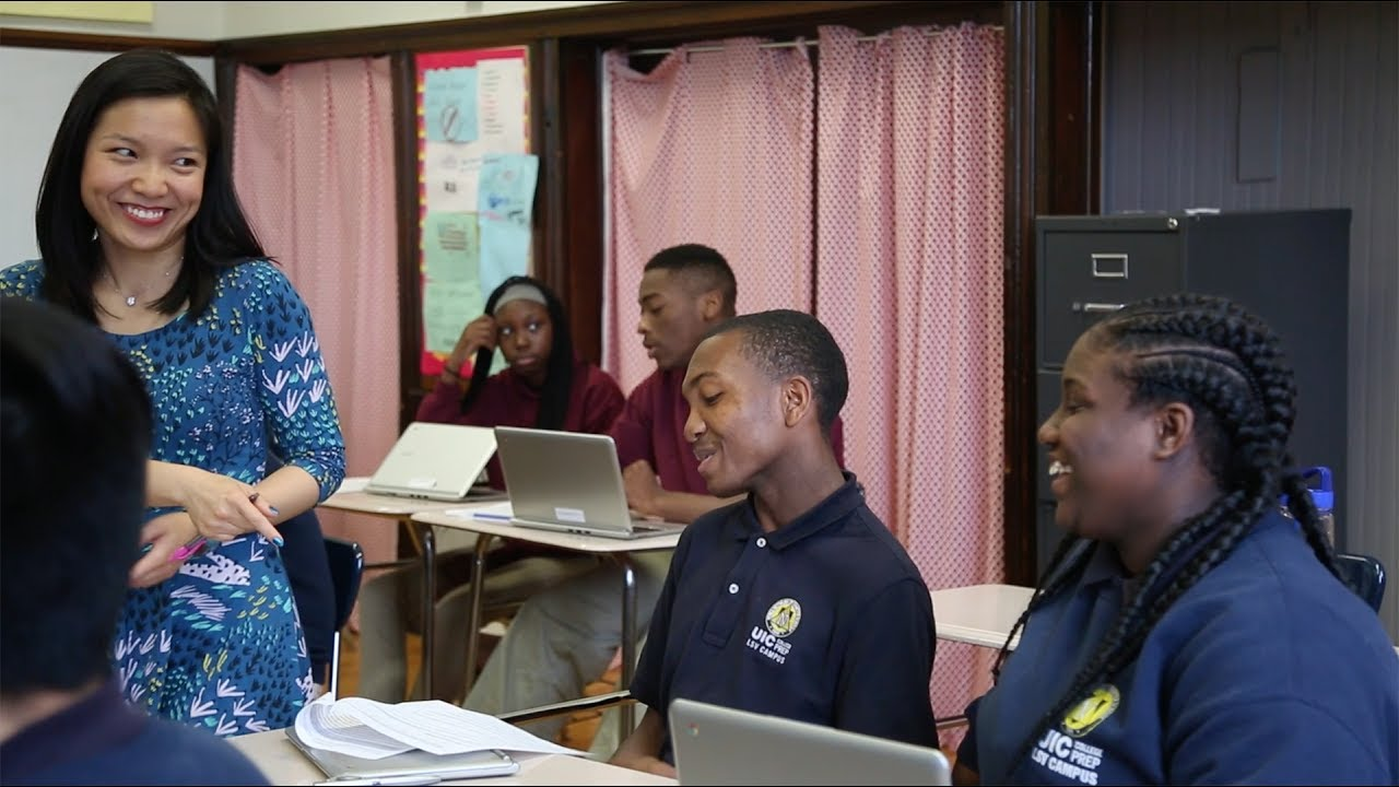 UIC College Prep | Noble Network of Charter Schools