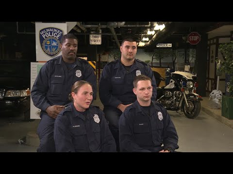 Joining Milwaukee's police squad in the midst of controversy