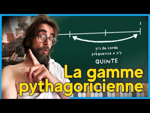 2 MIN POUR... comprendre la gamme pythagoricienne !