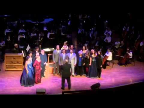 """Sandi Patty And Family Singing """"I Believe"""" A Cappella"""