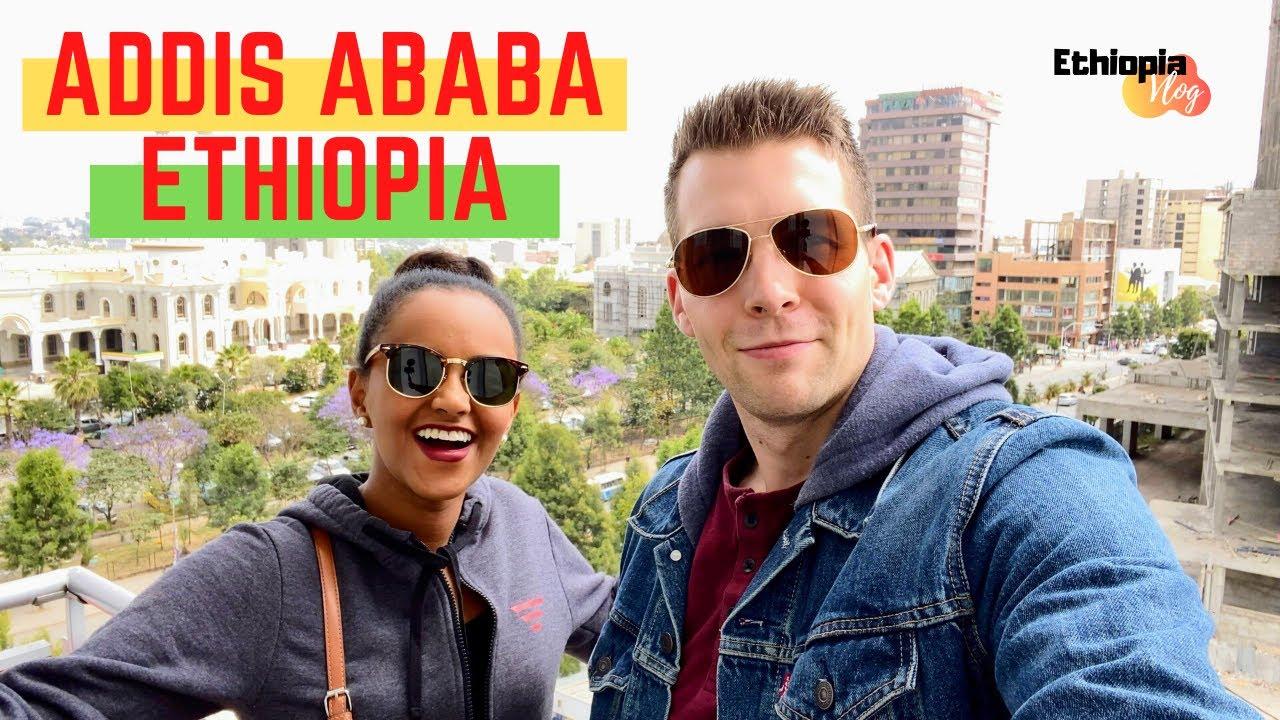 Exploring Addis Ababa (አዲስ አበባ) - Ethiopian Food, Dancing, and Culture!