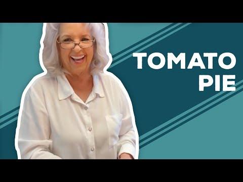 Quarantine Cooking – Tomato Pie