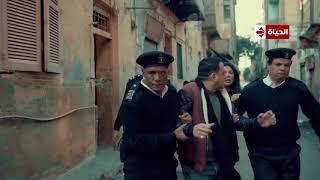 """""""لحظة القبض على حمدى"""" ياترى هو اللى قتلها؟ #ضد_مجهول"""