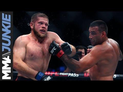 Best of Werdum vs  Tybura at UFC Fight Night 121