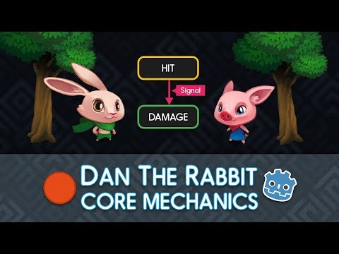 🔴 [LIVE] Coding core mechanics: Dan the Rabbit