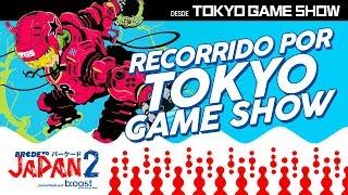 Recorrido por TOKYO GAME SHOW