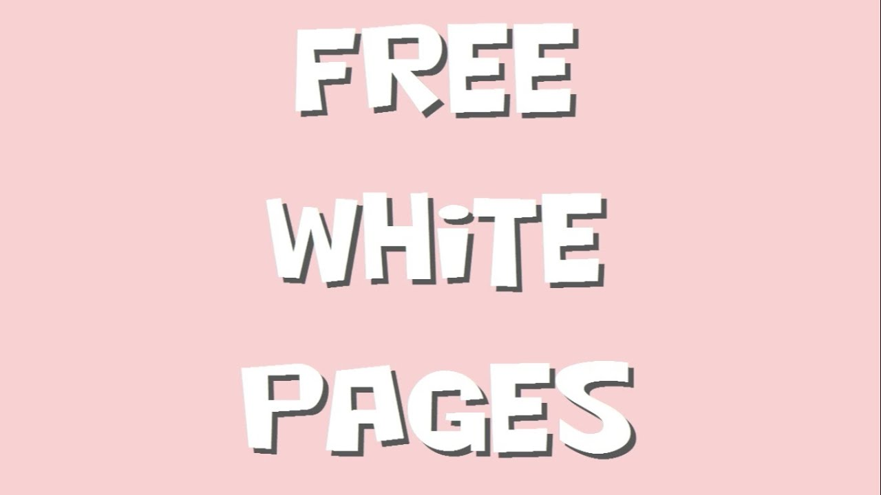 free white pages yellow pages free classifieds