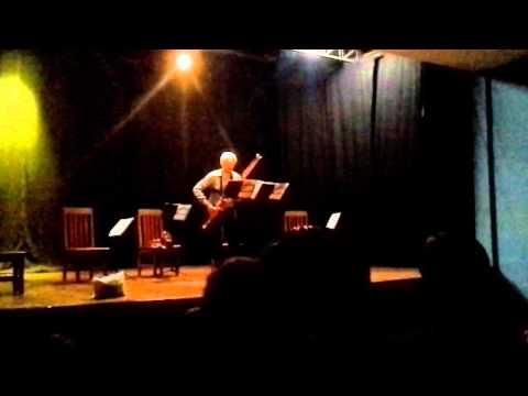 Paisagem Sonora n. 5 para fagote solo (2004)