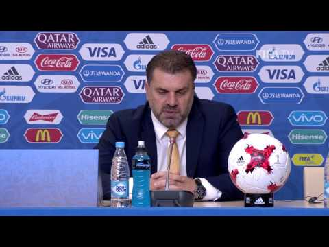 CMR v AUS - Ange Postecoglou - Australia Post-Match Press Conference