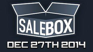 Salebox - Holiday Sale - December 27th, 2014
