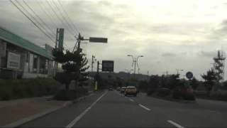 北海道道63号函館空港線:国道278号交点~函館空港(往復)[函館市]