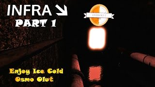 "Infra: part1 2016 [PC] Walkthrough Gameplay Chapter 3 Achievement""Enjoy Ice Cold Osmo Olut"""