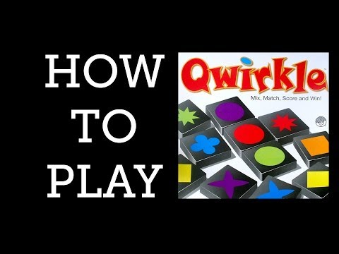 How to Play - Qwirkle - The Games Capital