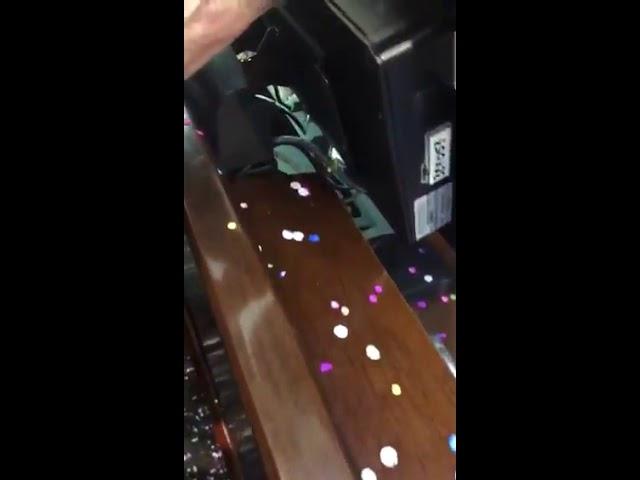 Lanzan confeti y ratas a senadores durante plenaria