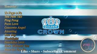 Ciperi Pam Pam x Ten Feet Tall Breakbeat Special Golden Crown 2018