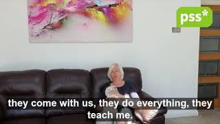 Karen, Shared Lives #CarersWeek