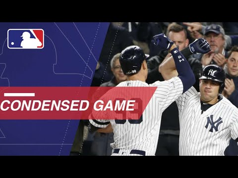 Condensed Game: ALCS Gm4 10/17/17