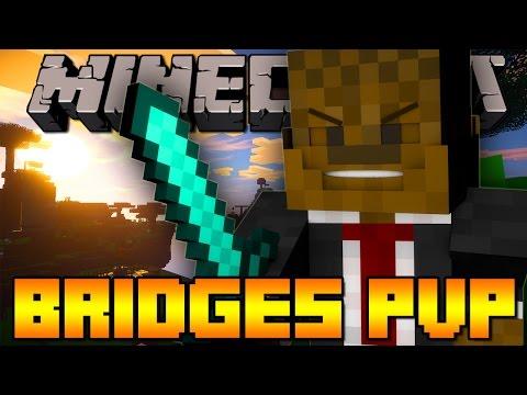 Minecraft BRIDGES VS THE PACK