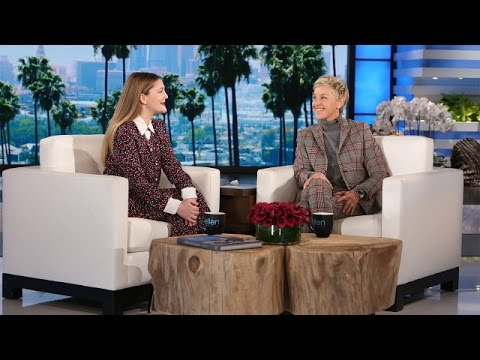 Drew Barrymore Talks 'Santa Clarita Diet'