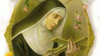 من إكليل الشوك اعطيني - لينا فرح- القديسة ريتا Saint Rita- English Subtitles